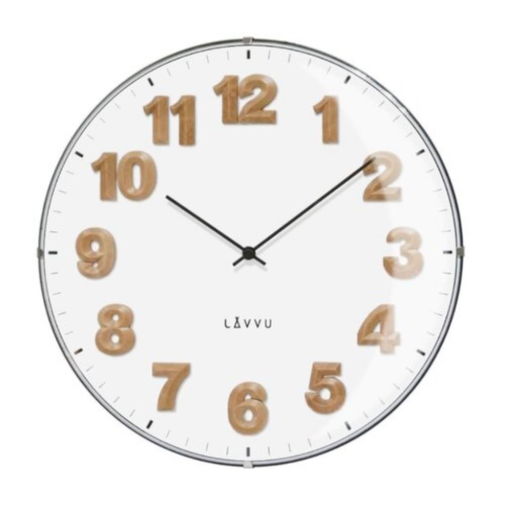 Produktové foto LAVVU HARMONY LCT4030 nástěnné hodiny
