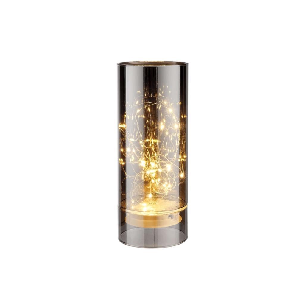 Produktové foto LUMINO LED Skleněná lampa zrcadlová 8 cm