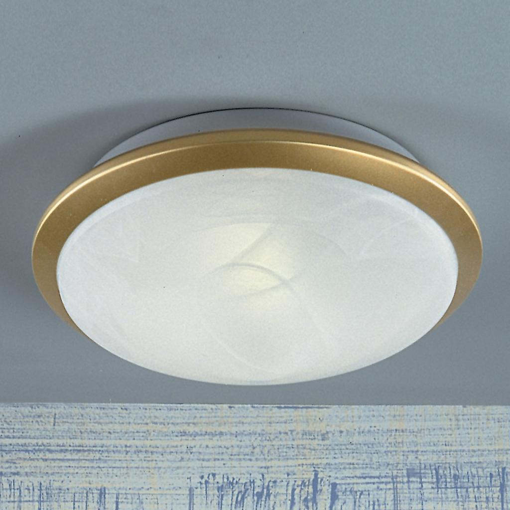Produktové foto Orion Stropní světlo Corella mosaz 32 cm