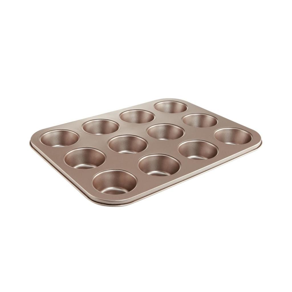 Produktové foto SWEET BAKERY Pečící forma na muffiny 12 ks