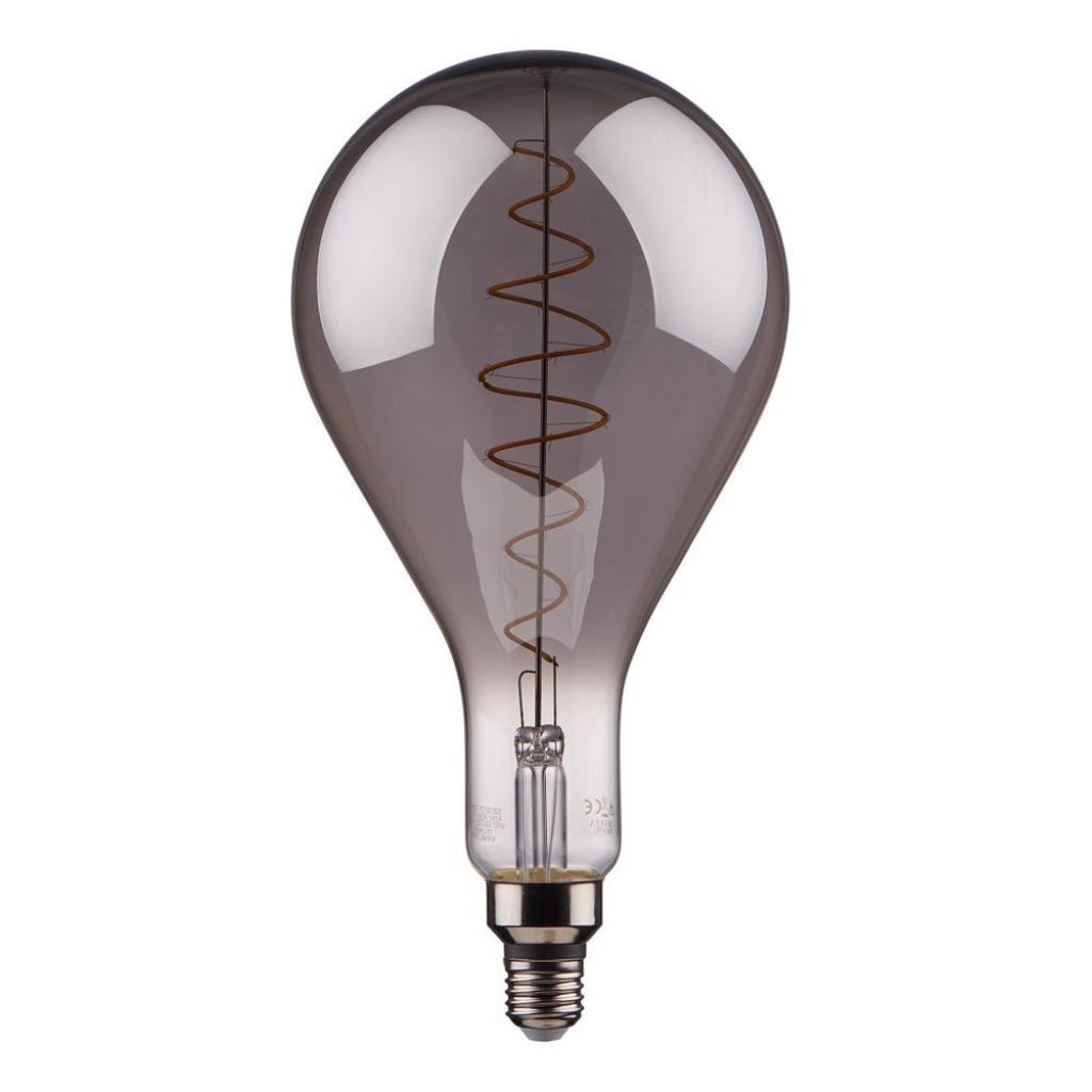 Produktové foto BRIGHT LIGHT LED lampa žárovka XXL kouřové sklo