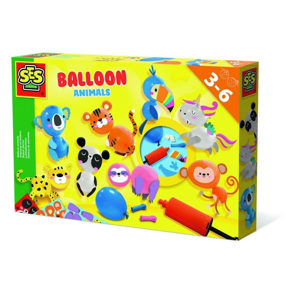Produktové foto Ses Výroba zvířátek z balonků