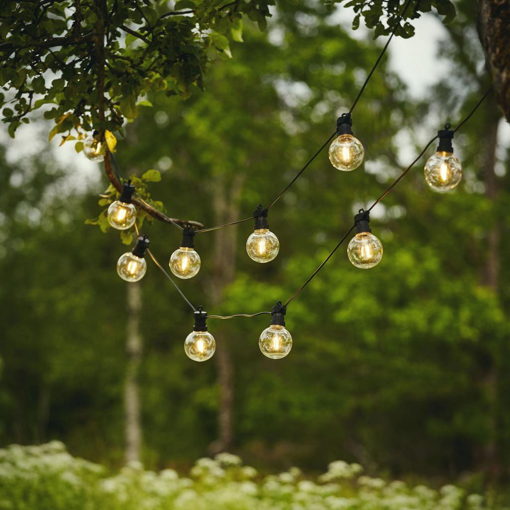 Produktové foto Best Season Big Circus Filament LED světelný řetěz