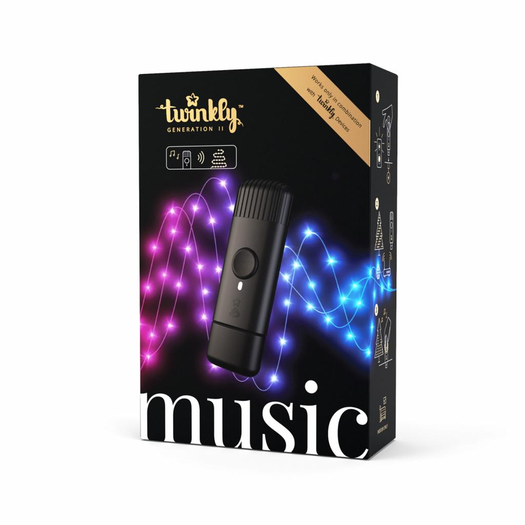 Produktové foto Twinkly Hudební senzor pro Twinkly, USB, černý