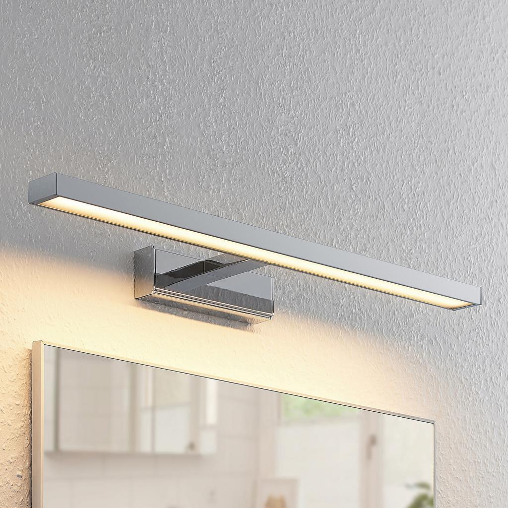 Produktové foto Lindby Lindby Jukka LED světlo nad zrcadlo koupelna 60 cm