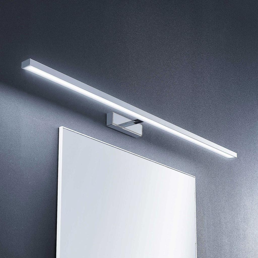 Produktové foto Lindby Lindby Jukka LED světlo nad zrcadlo koupelna 120cm