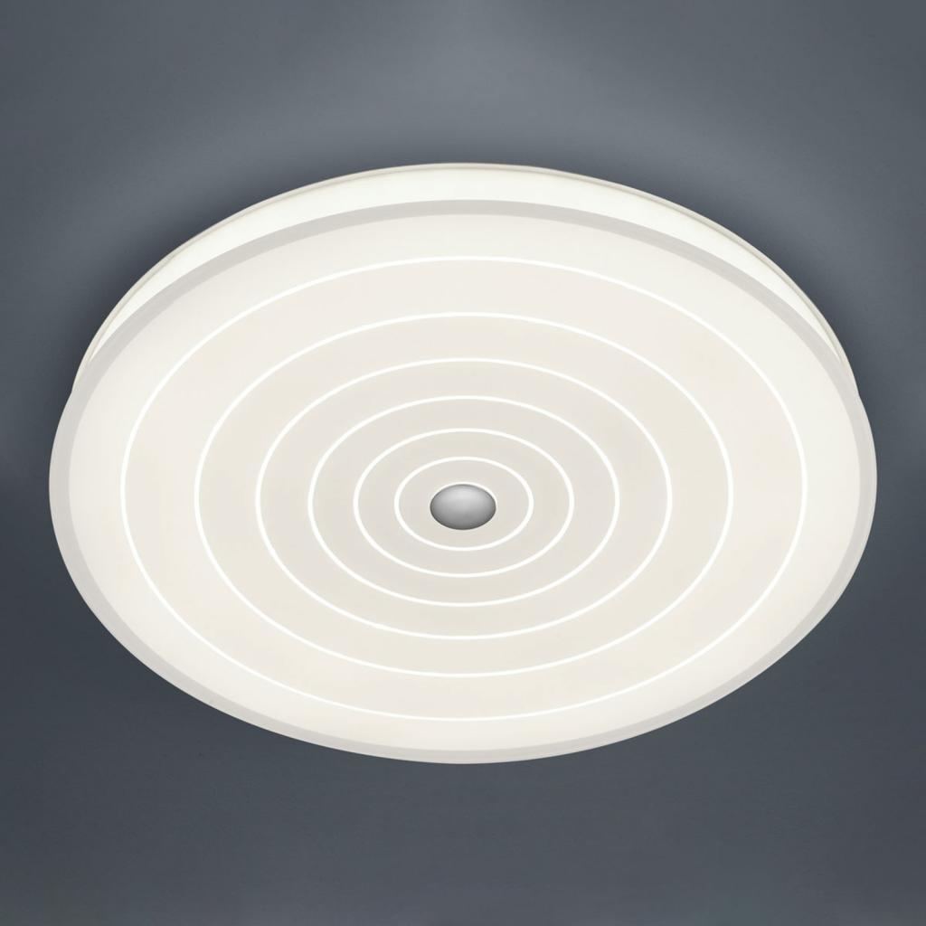 Produktové foto BANKAMP BANKAMP Mandala stropní LED svítidlo kruhy, 52 cm
