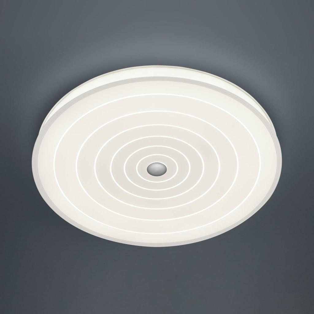 Produktové foto BANKAMP BANKAMP Mandala stropní LED svítidlo kruhy, 42 cm