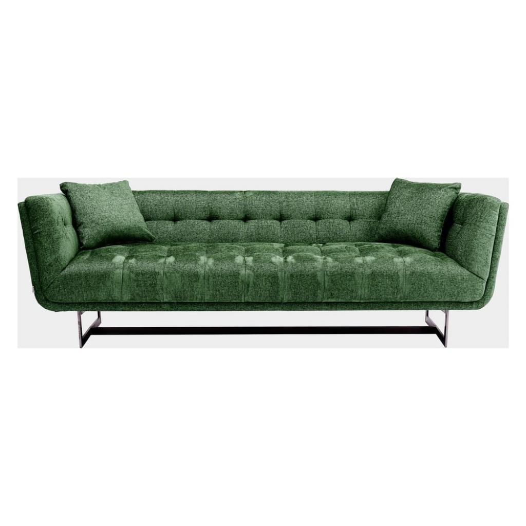 Produktové foto Zelená pohovka Kare Design Nashville