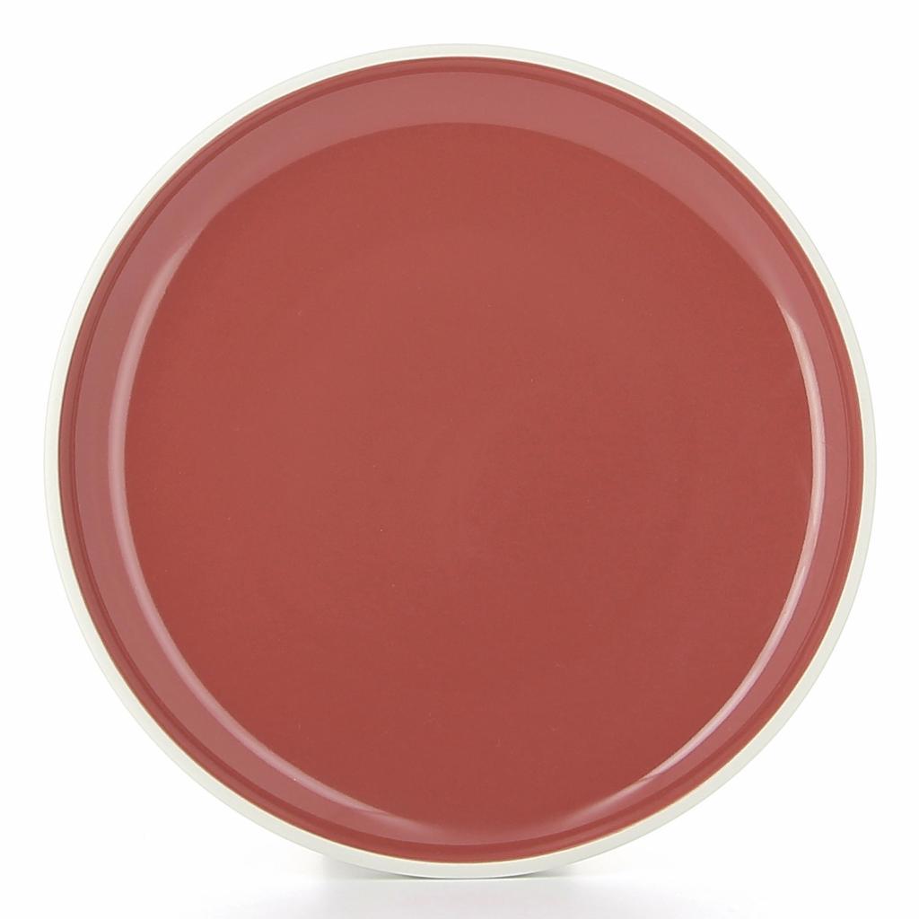Produktové foto Talíř dezertní Ø 20 cm červená Amarante Color Lab