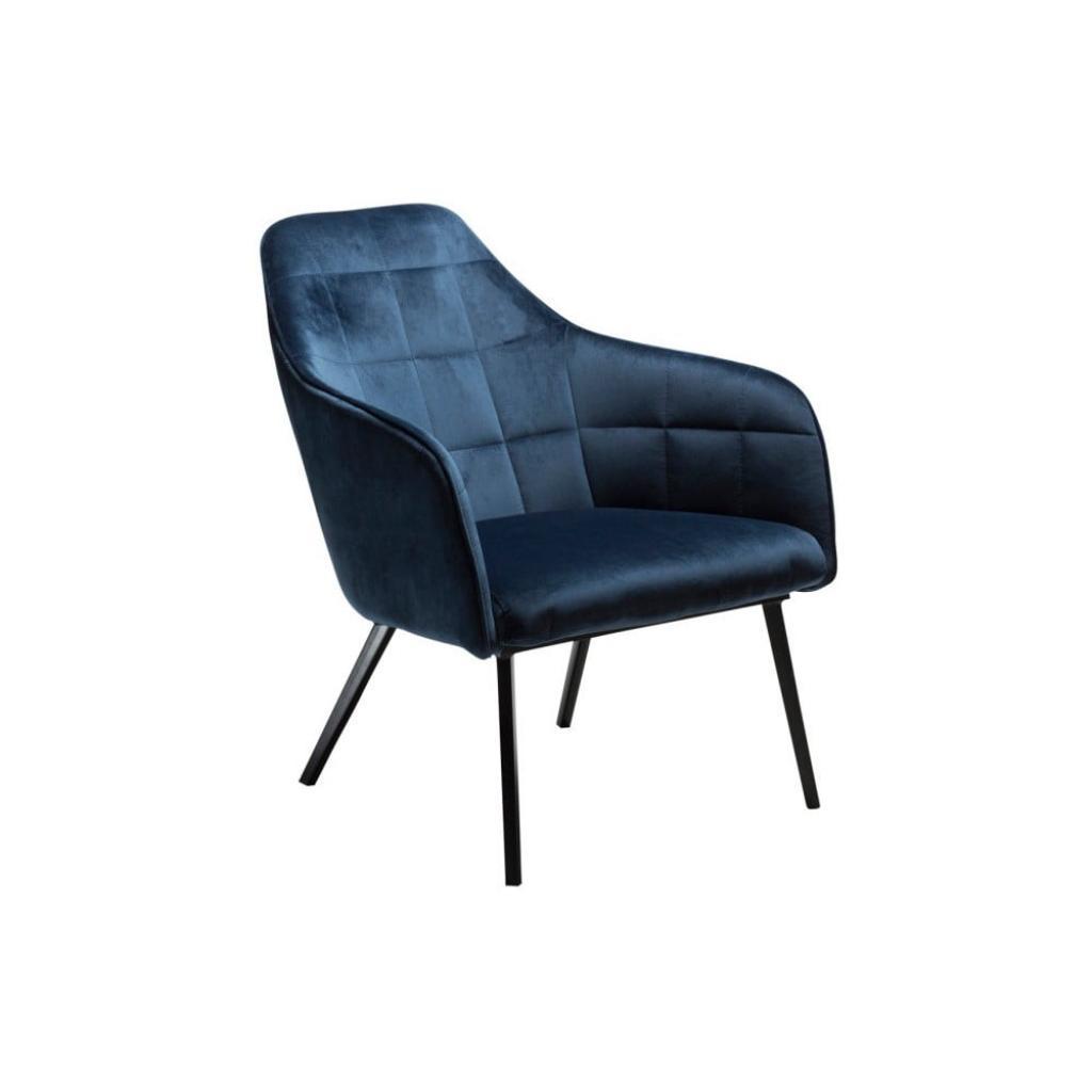 Produktové foto Modré křeslo DAN-FORM Denmark Embrace