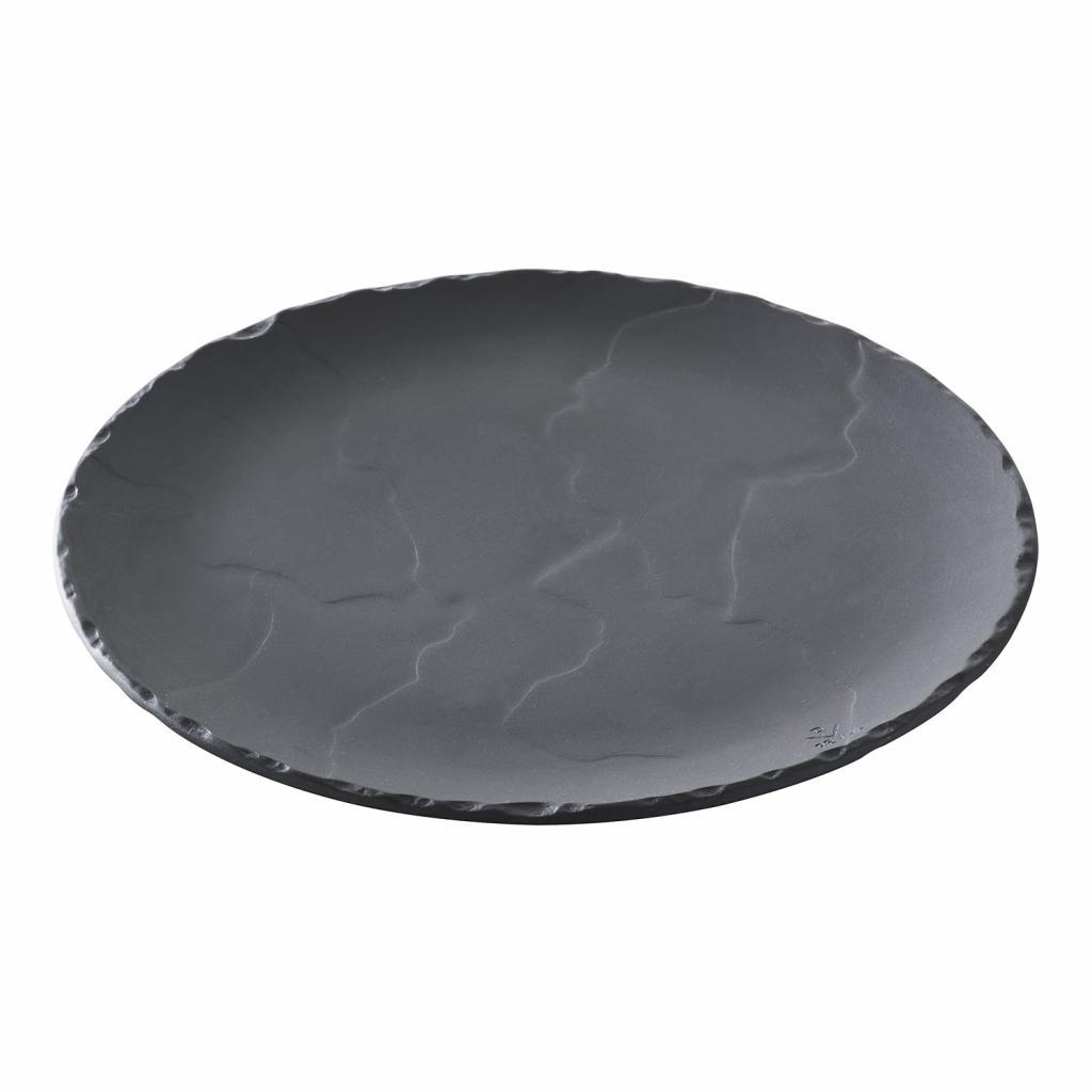 Produktové foto REVOL Talíř kulatý Basalt Ø 26 cm