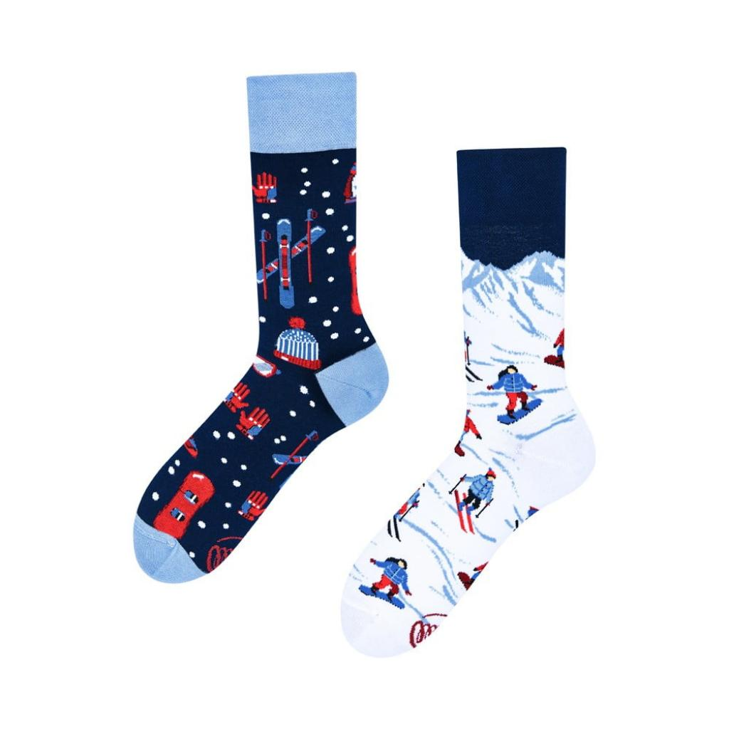 Produktové foto Ponožky Many Mornings Alpine Ski,vel.35–38
