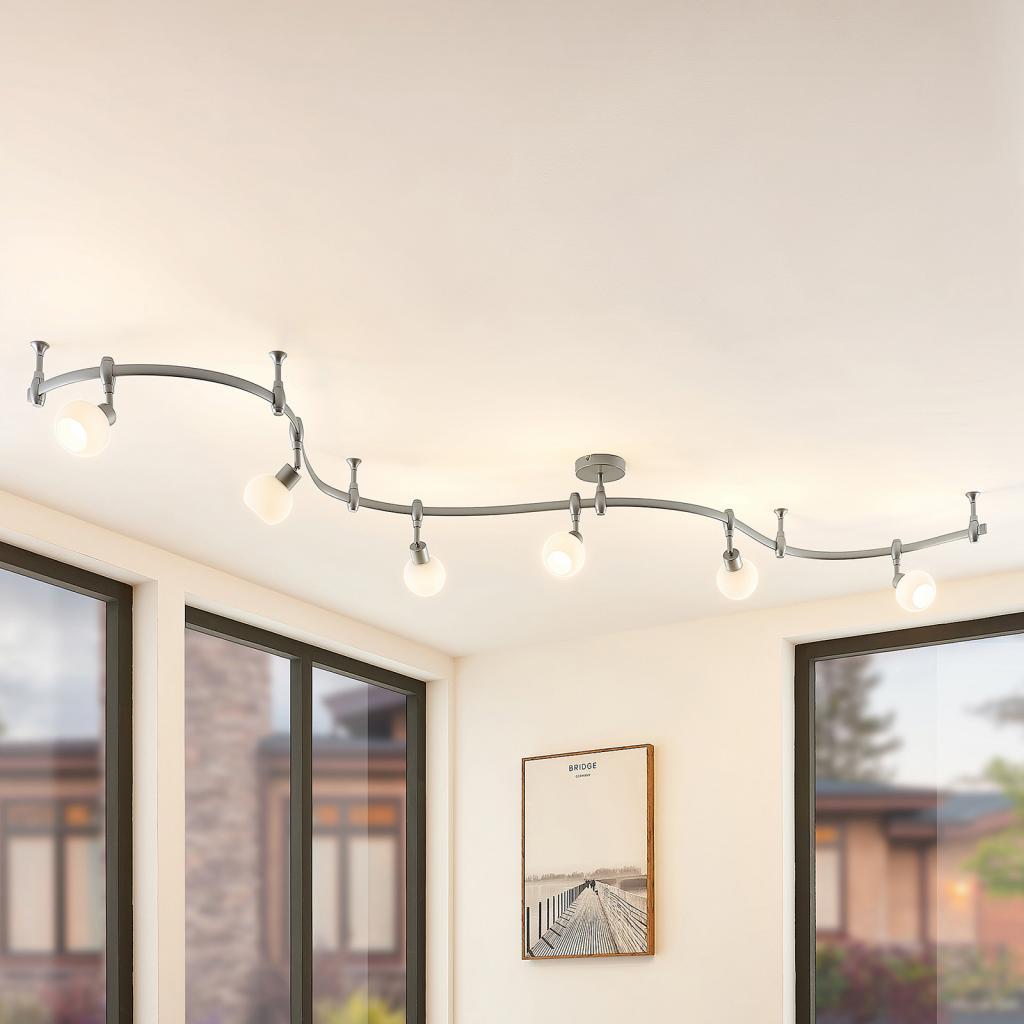 Produktové foto Arcchio Arcchio Peetz LED stropní svítidlo se sklem