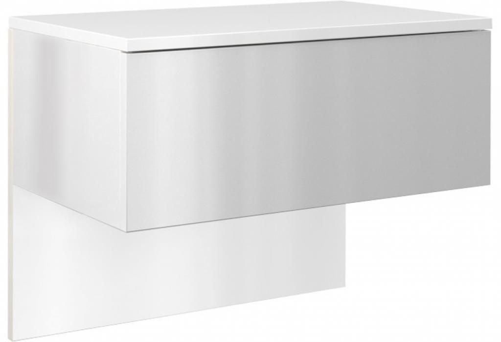 Produktové foto Shoptop Noční stolek Lili bílý