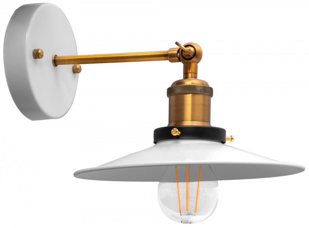 Produktové foto TooLight Nástěnná lampa PORTO KINKIET WHITE