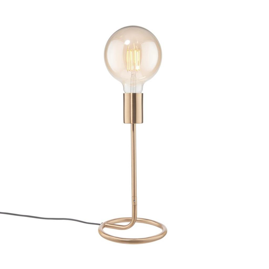 Produktové foto POINTER Stolní lampa 15,5 cm - zlatá