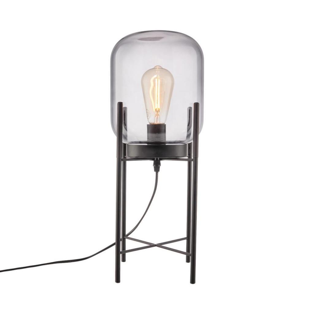 Produktové foto GLOW BALL Retro stolní lampa s podstavcem 46 cm