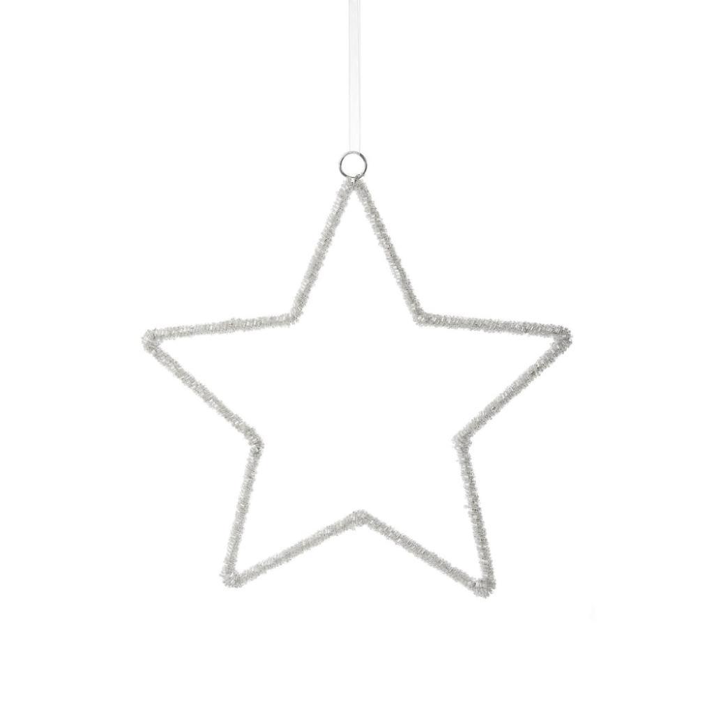 Produktové foto X-MAS Hvězda dekorační 26 cm