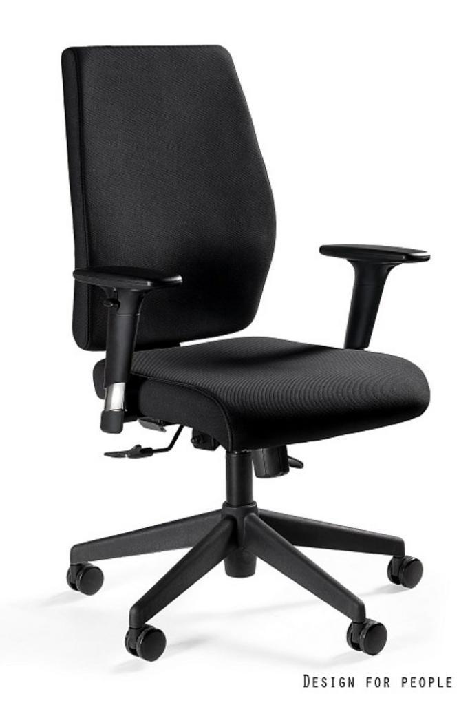 Produktové foto UNIQUE Kancelářská židle Work, černá