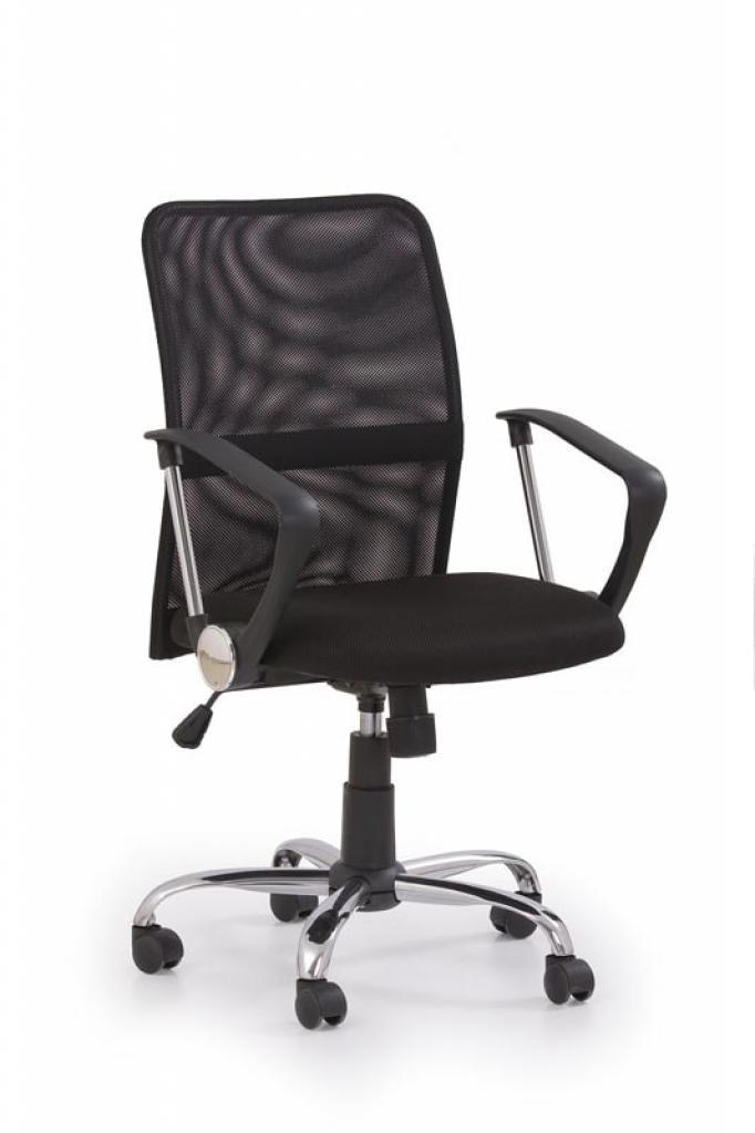 Produktové foto Halmar Kancelářská židle TONY, černá