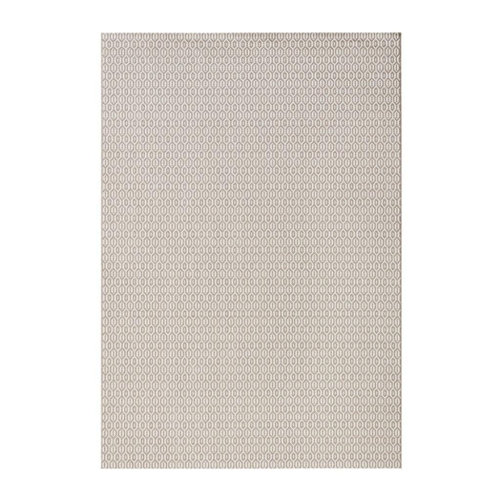 Produktové foto Šedý venkovní koberec Bougari Coin, 160x230cm