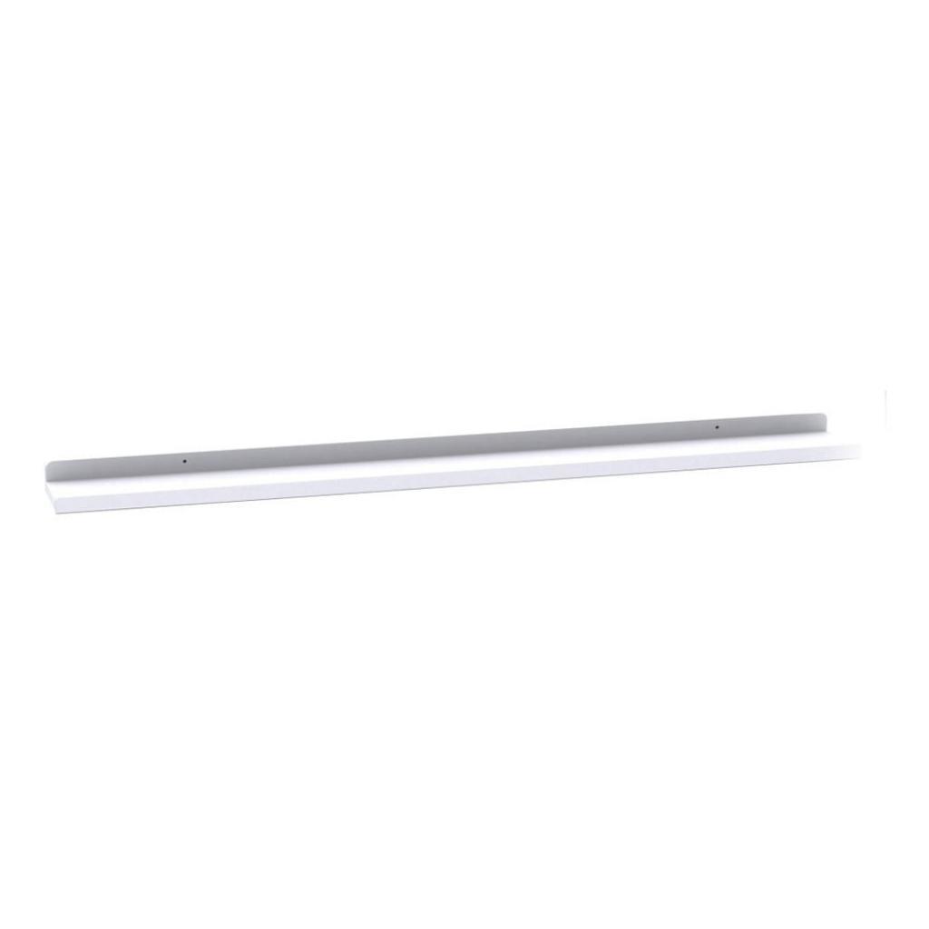 Produktové foto Bílá polička na obrázky Rowico Metro, délka 100 cm