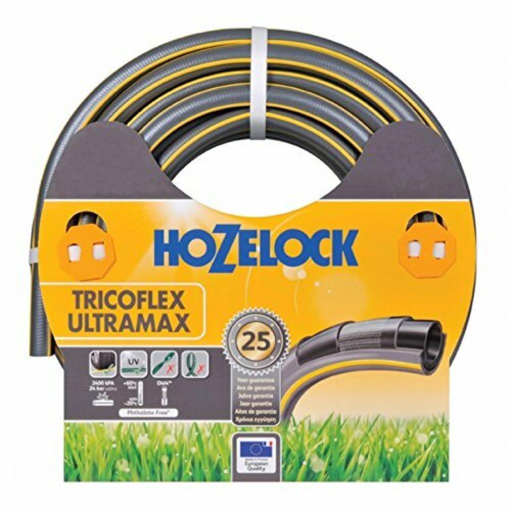 Produktové foto Hozelock Zavlažovací hadice Tricoflex Ultramax 50 m, šedá