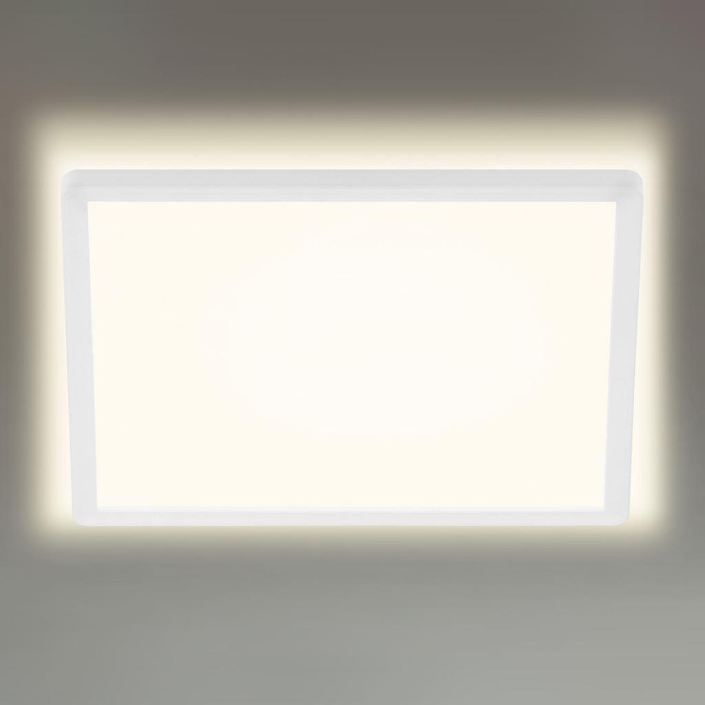 Produktové foto Briloner LED stropní svítidlo 7156/7158 hranaté 29,3x29,3cm