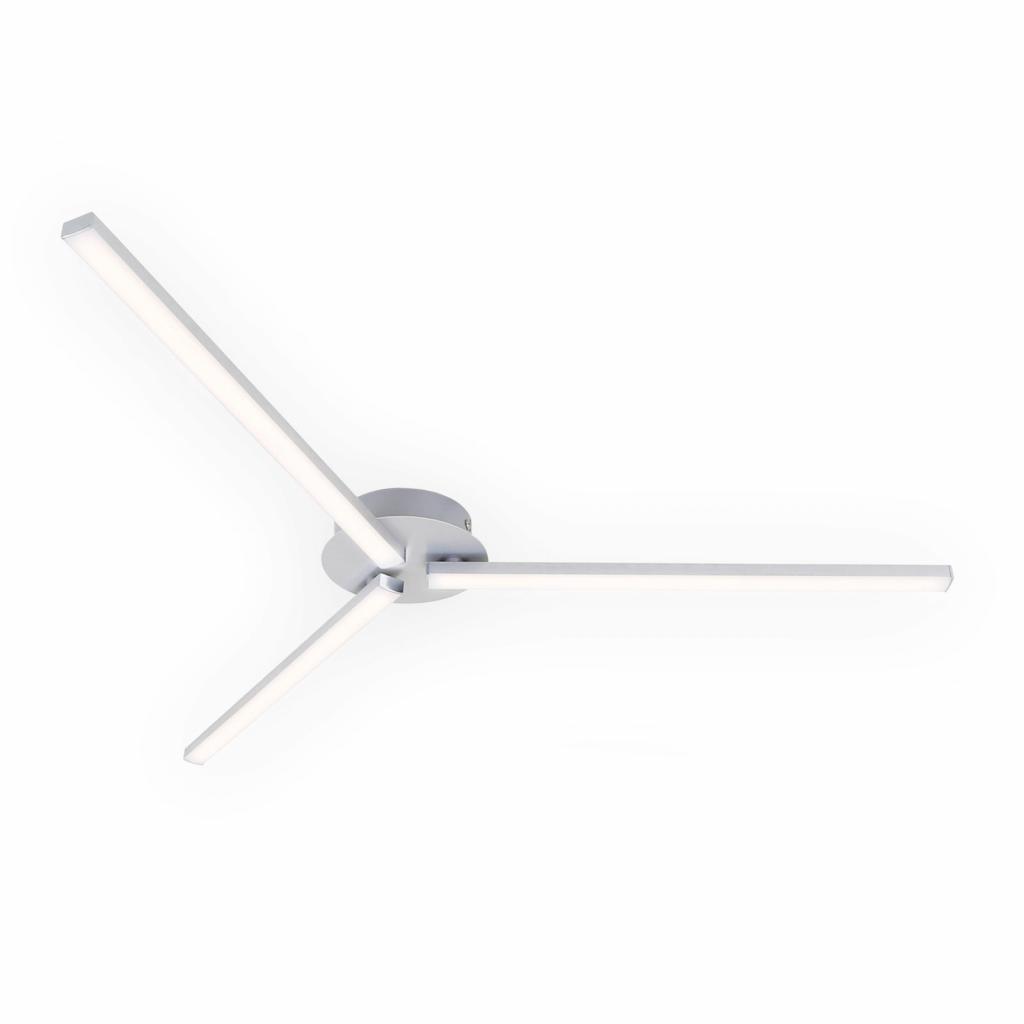 Produktové foto Briloner LED stropní svítidlo 3181-039, tři zdroje