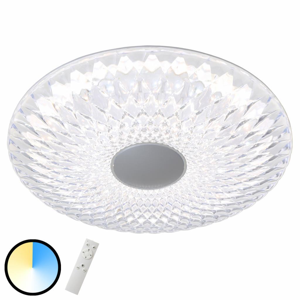 Produktové foto Briloner Stropní lampa LED 3354-010 Space dálkové ovládání
