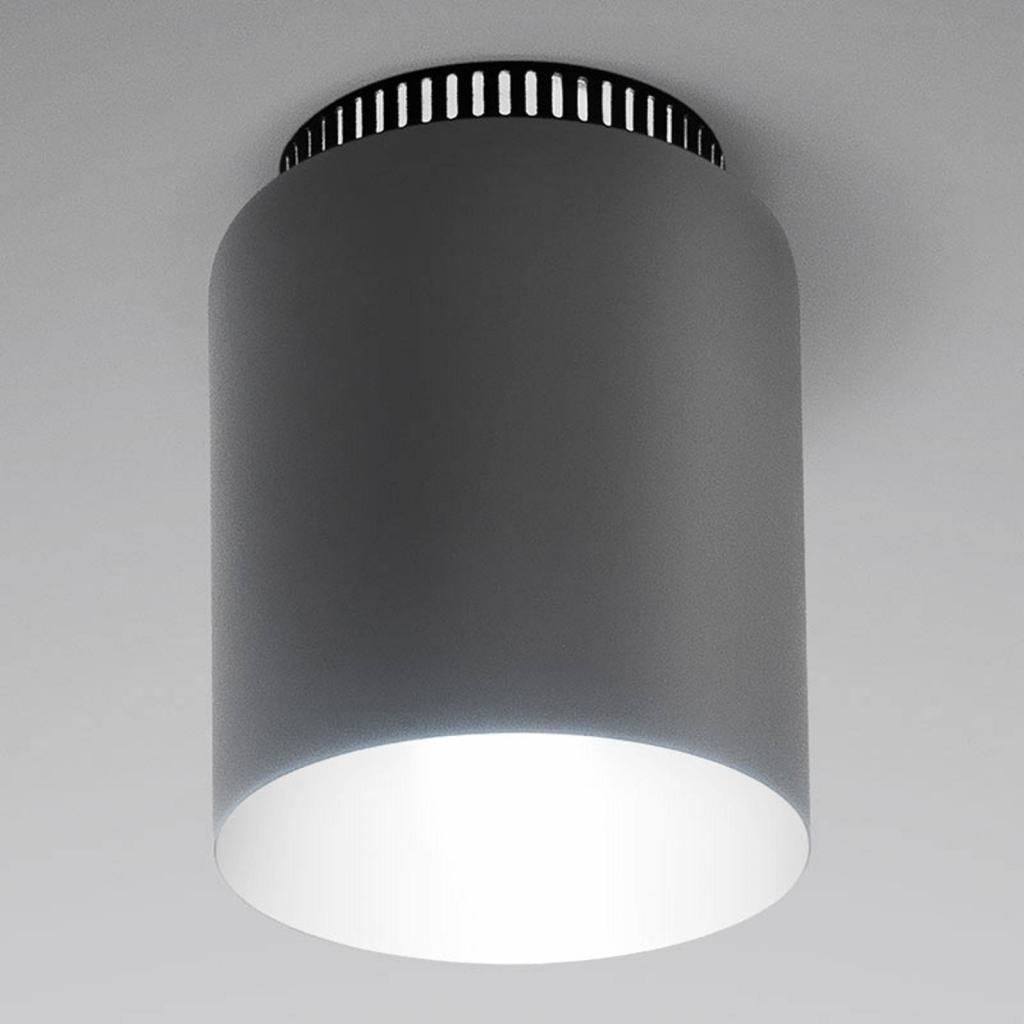Produktové foto B.lux Designové stropní světlo Aspen C17A LED šedá