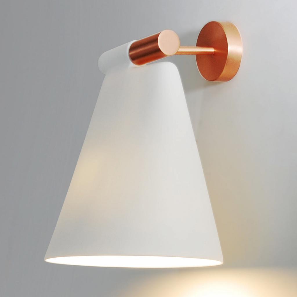 Produktové foto B.lux Keramické nástěnné světlo Cone Light W