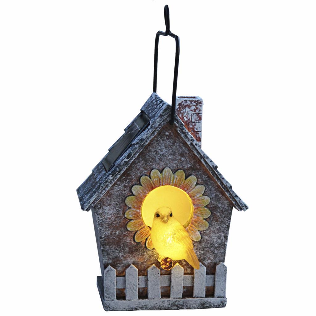 Produktové foto Best Season Solární světlo LED Vogelhaus