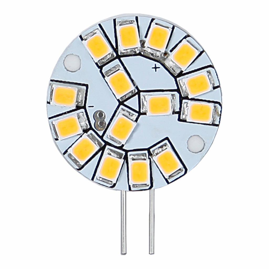Produktové foto Best Season G4 12V 2W 827 LED dvoupinová žárovka
