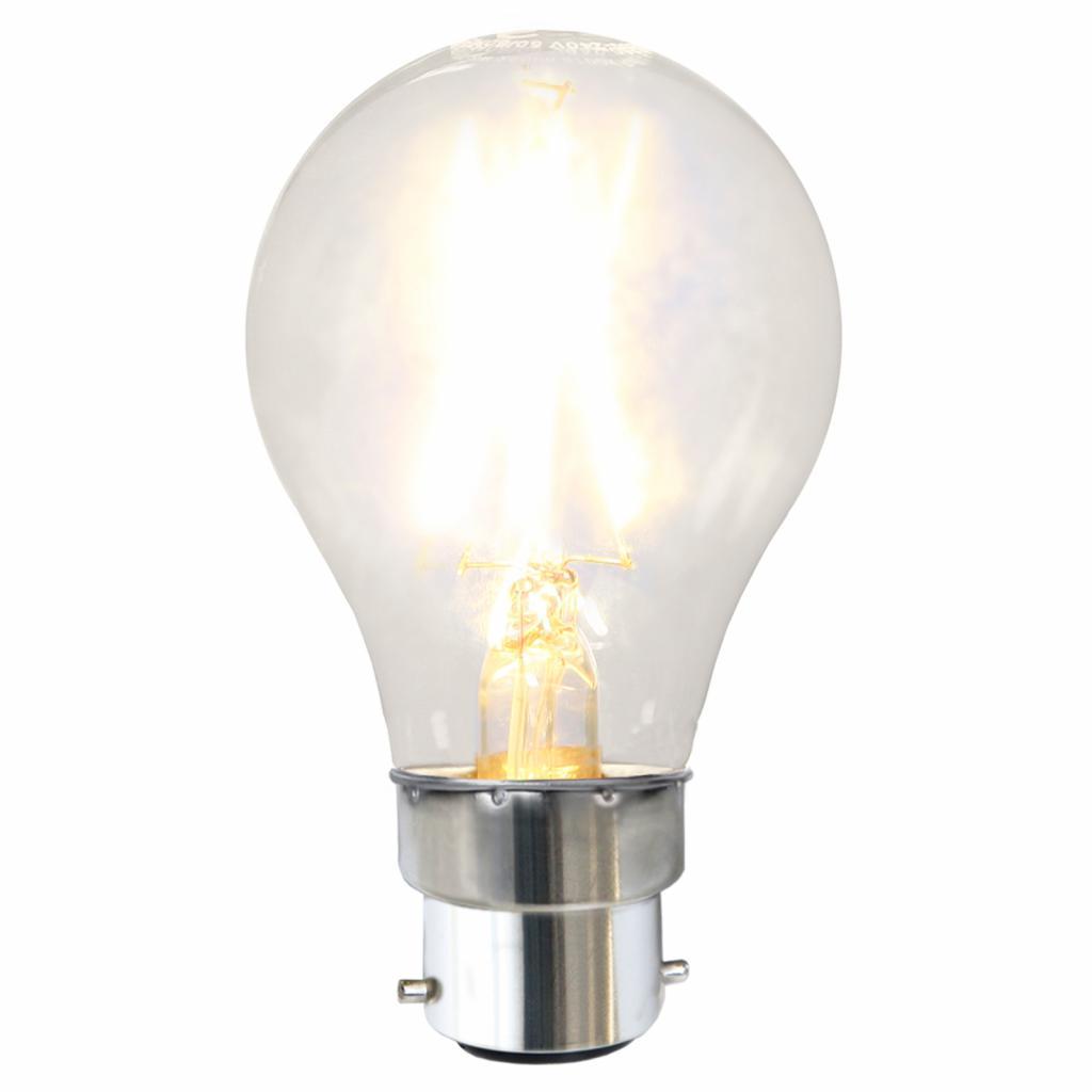 Produktové foto Best Season B22 1,6W LED žárovka, teplá bílá