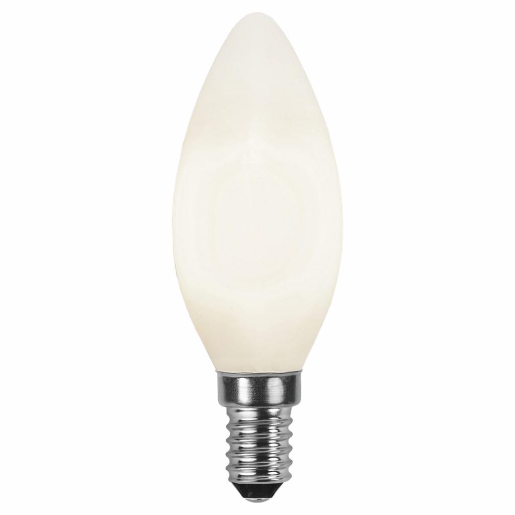 Produktové foto Best Season LED svíčka E14 2 700 K opál Ra90 3 W