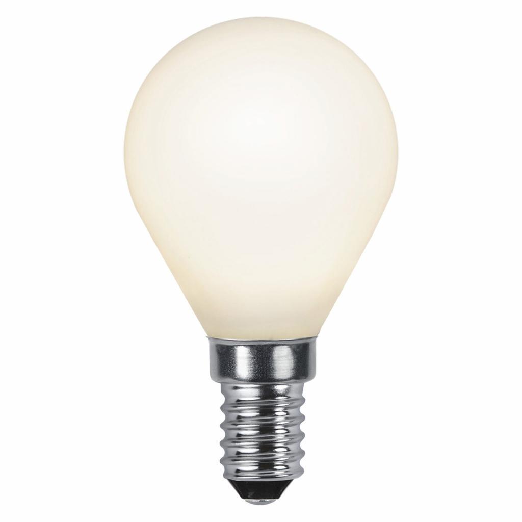 Produktové foto Best Season LED kapka E14 2 700K opál Ra90 4,7W