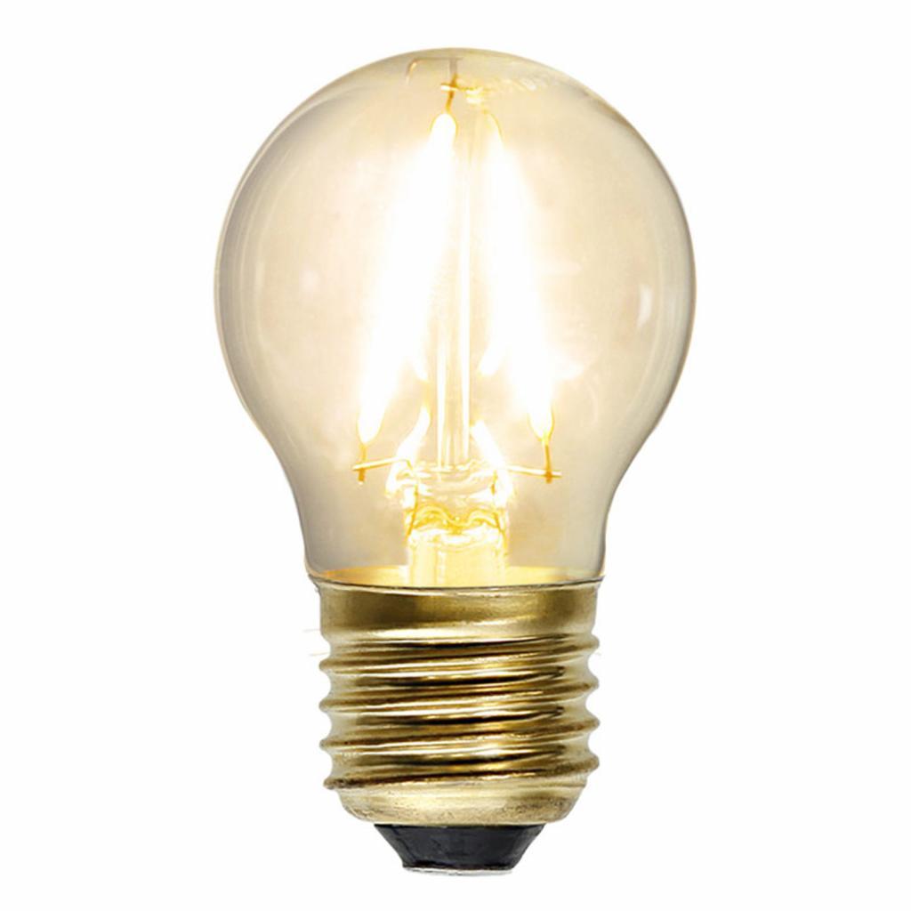 Produktové foto Best Season LED žárovka E27 1,5W Soft Glow 2 100 K, čirá