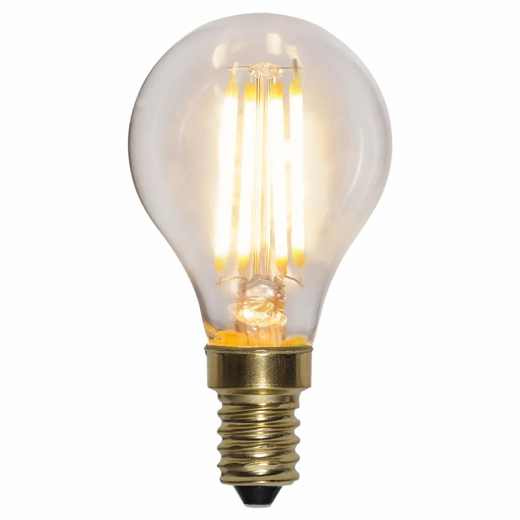 Produktové foto Best Season LED žárovka E14 4W Soft Glow 2 100K 3x stmívač