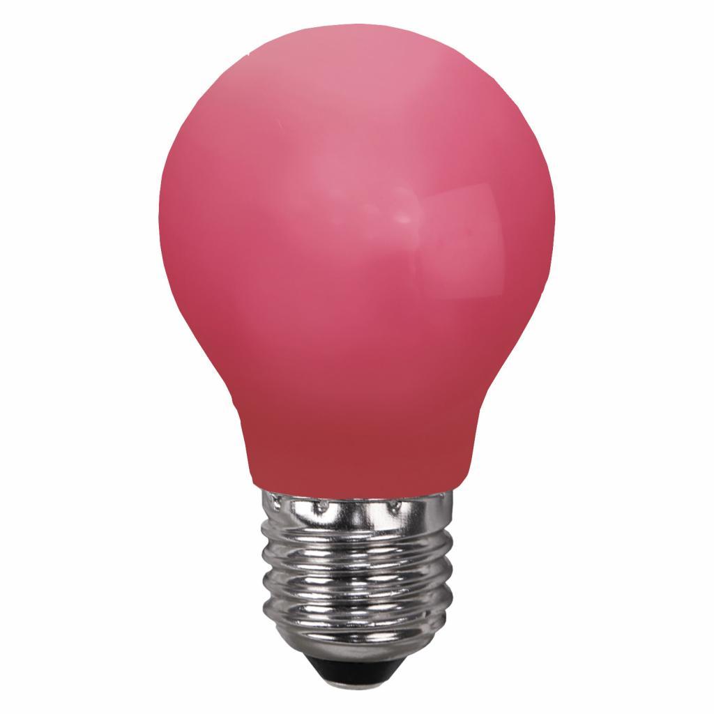 Produktové foto Best Season LED žárovka E27 pro světelný řetěz, červená