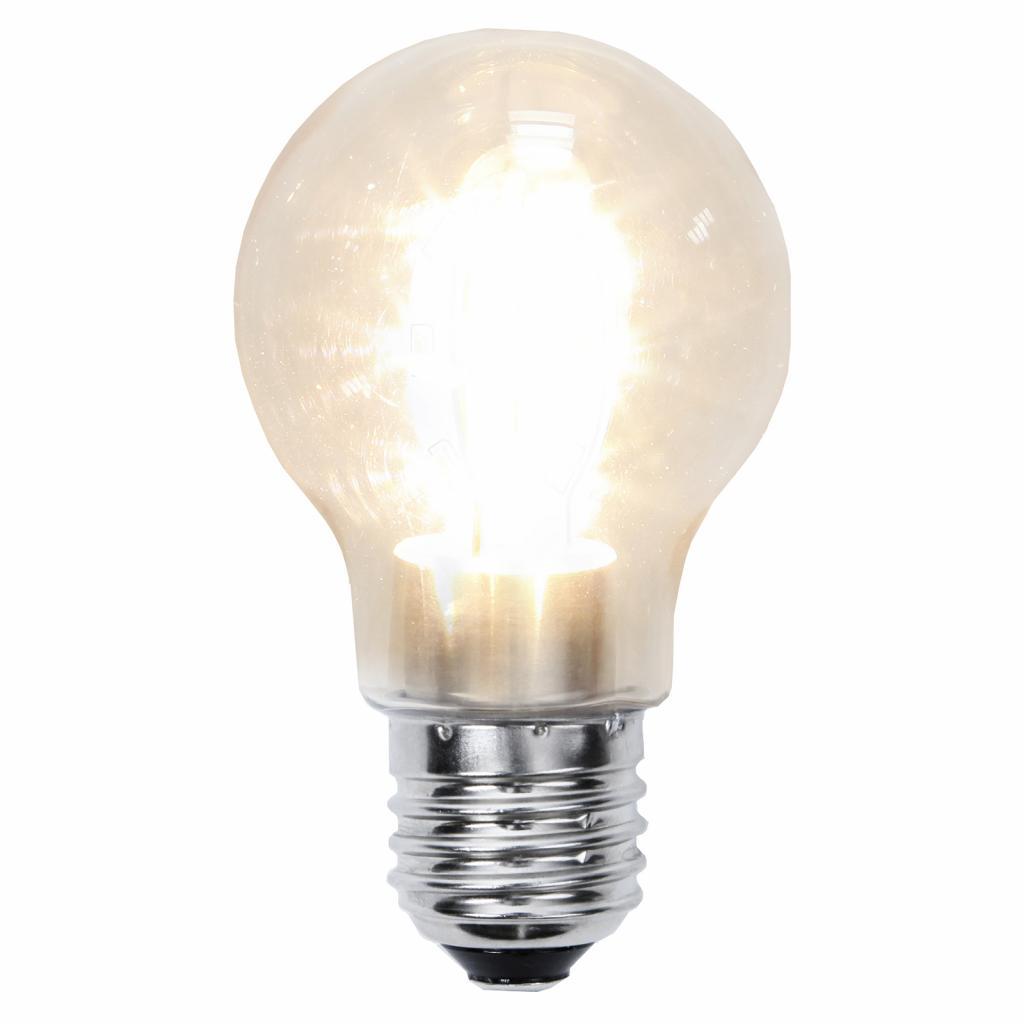 Produktové foto Best Season LED žárovka E27 A55 1,6W 2.100K čirá nerozbitná