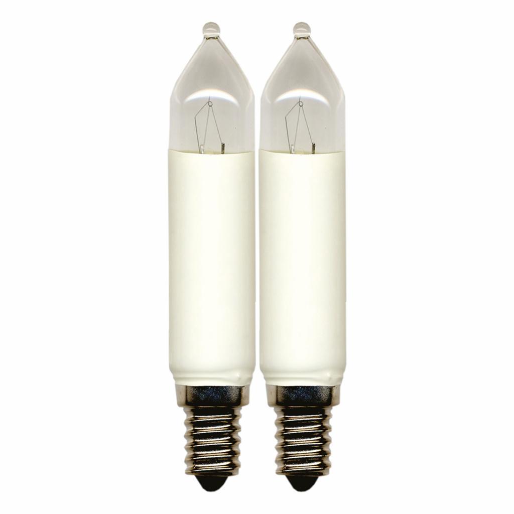 Produktové foto Best Season Náhradní žárovka E14 4W 16V balení 2ks