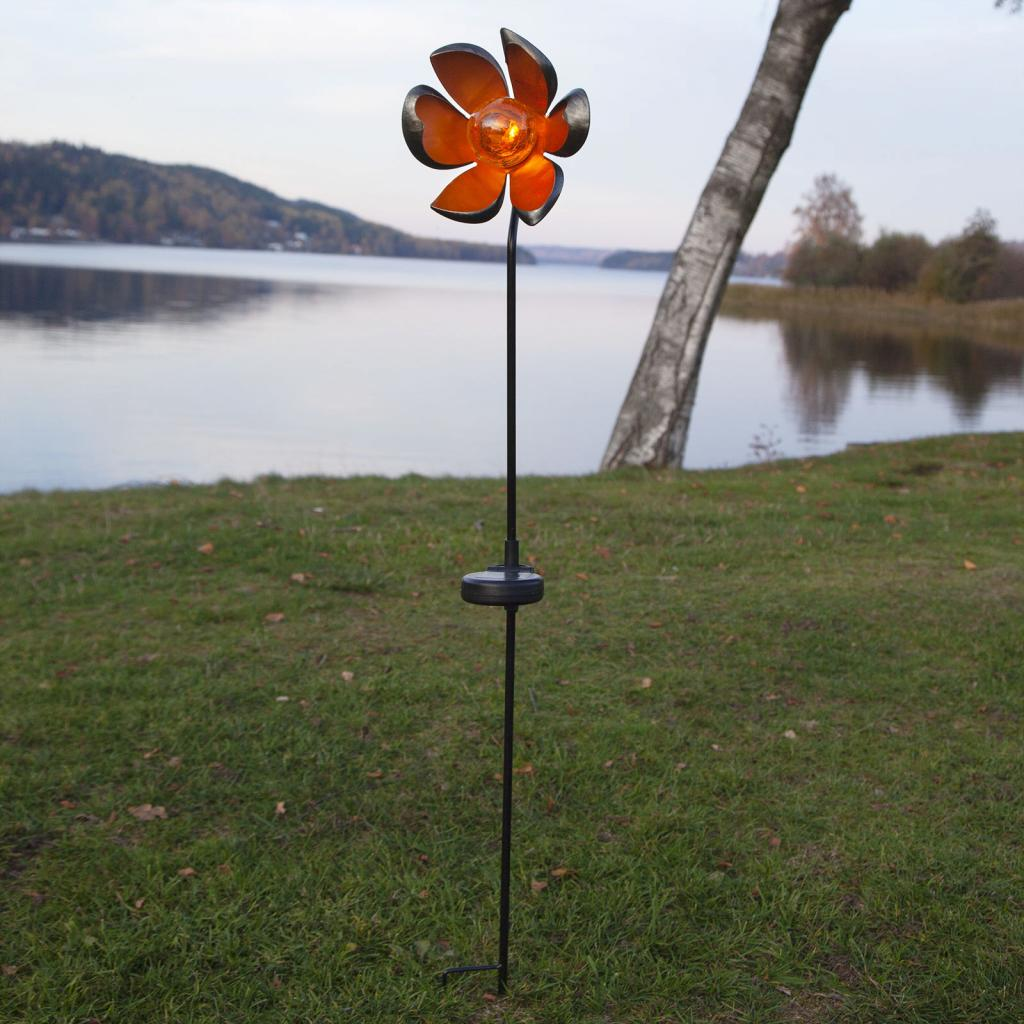 Produktové foto Best Season Solární LED světlo Melilla, květina