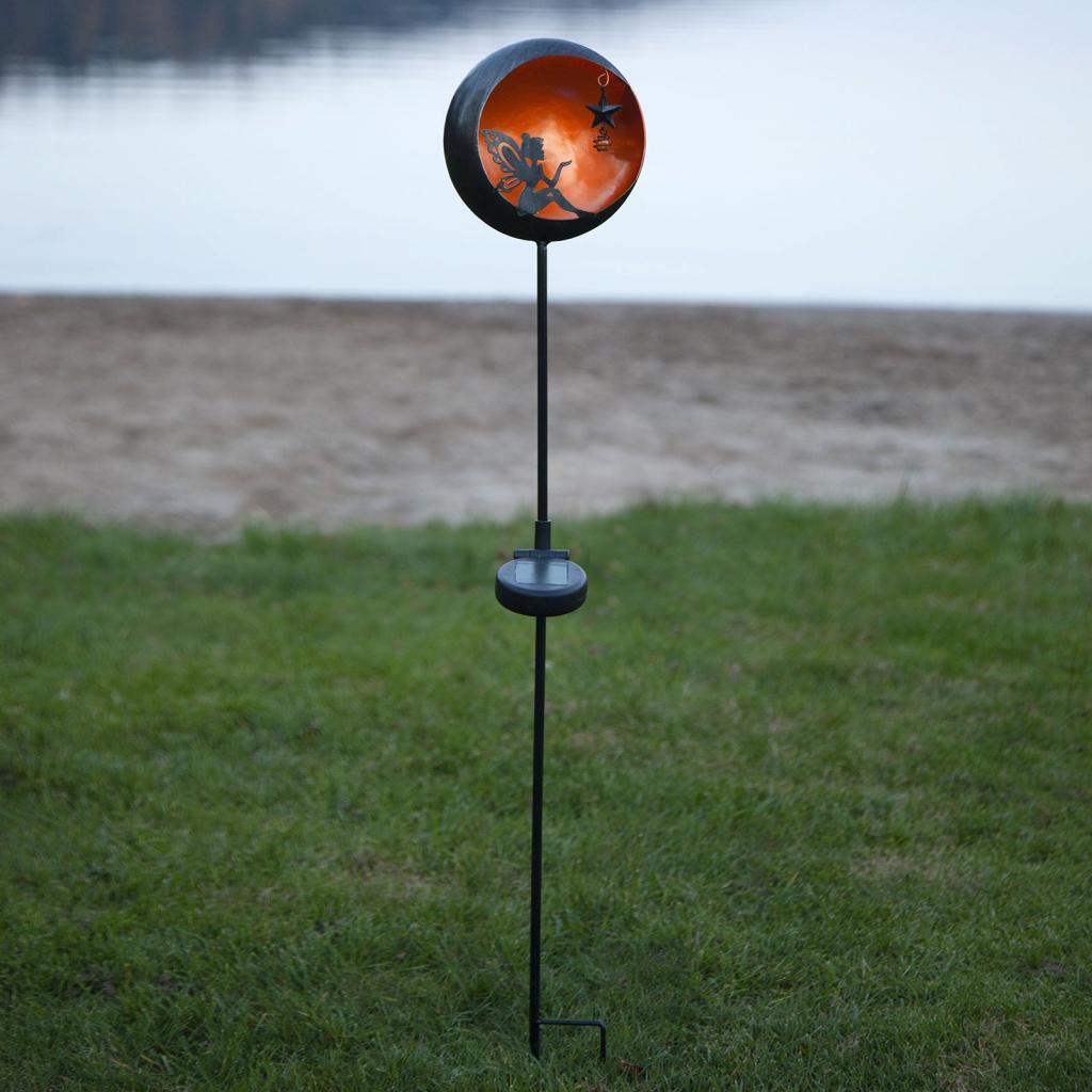 Produktové foto Best Season LED solární světlo Pohádka, oranžová