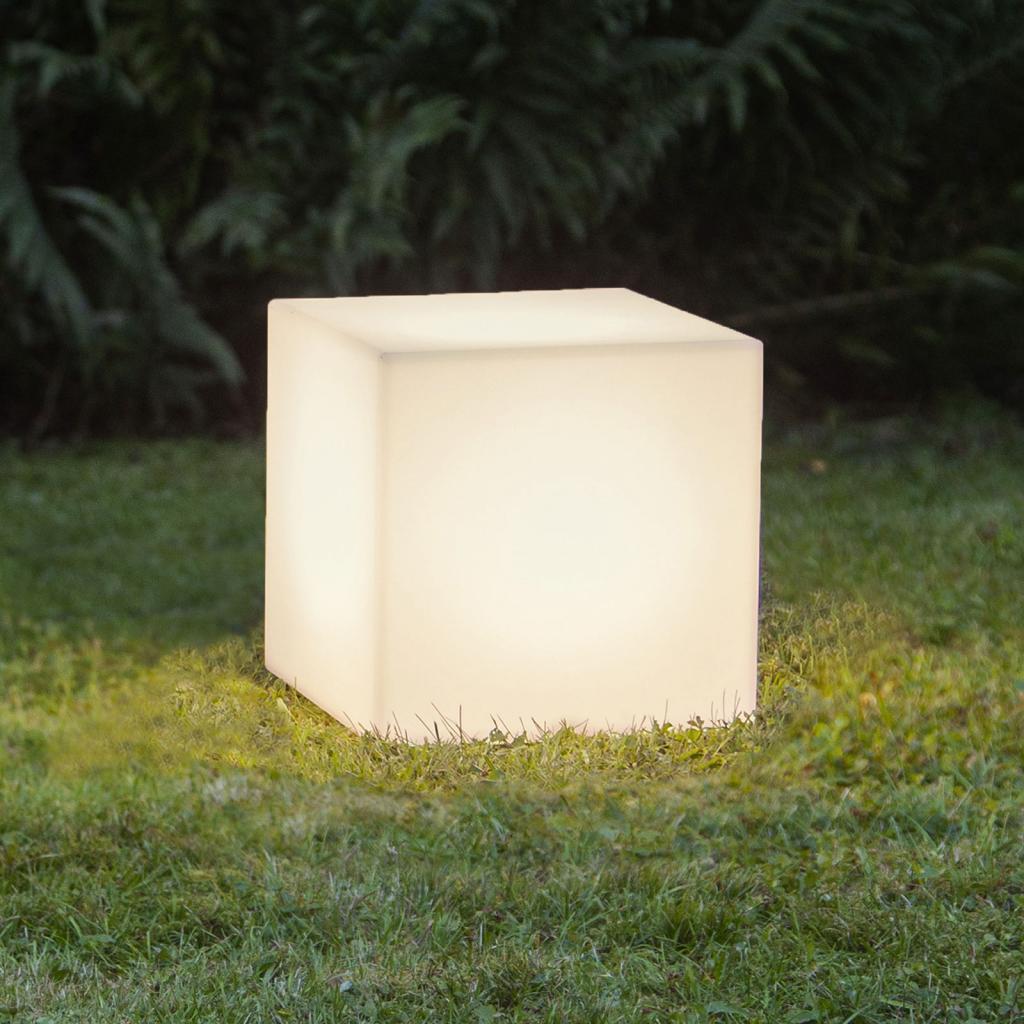 Produktové foto Best Season Terasové světlo Gardenlight, 30 cm krychle
