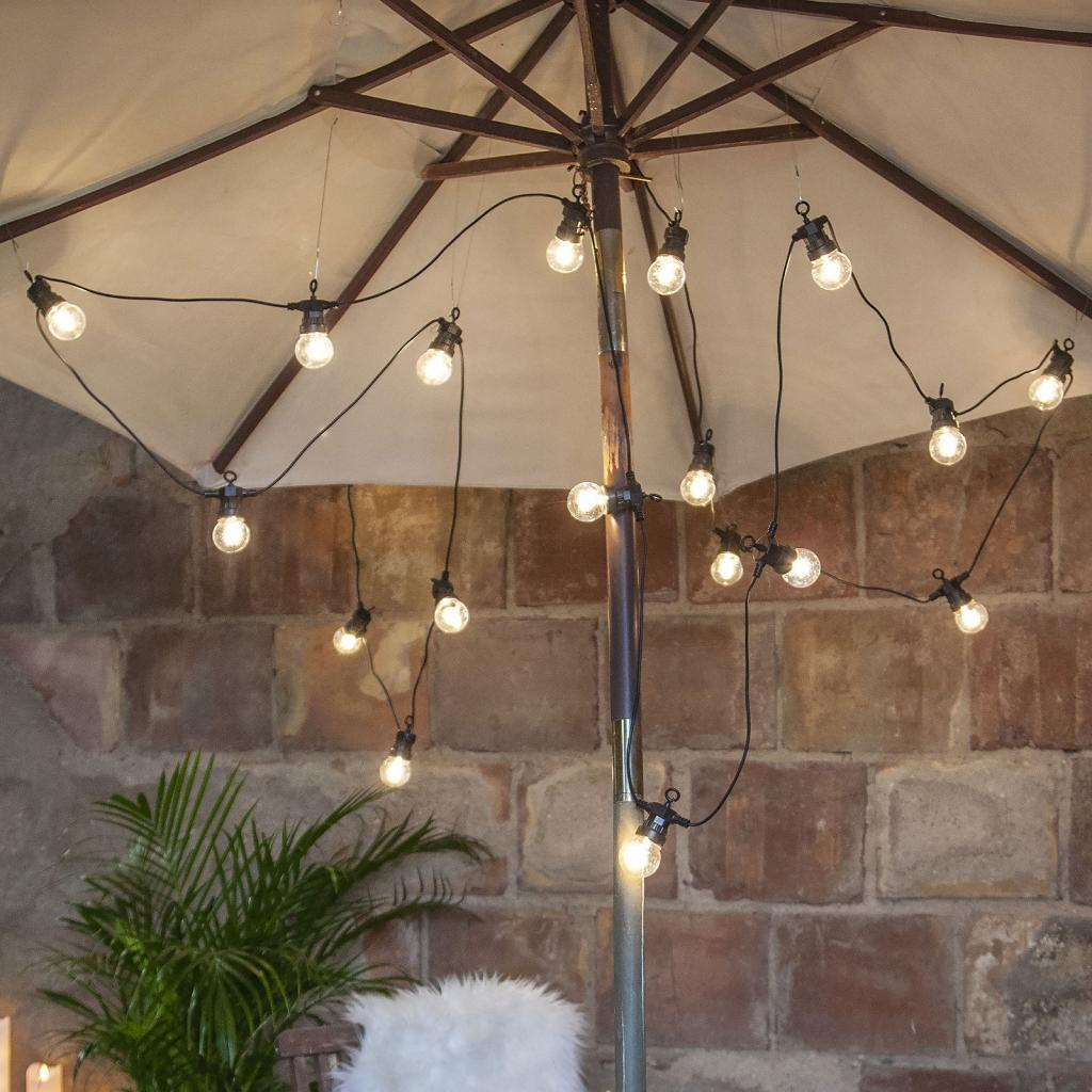Produktové foto Best Season Small Circus Filament LED světelný řetěz