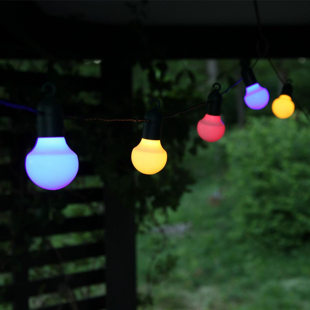 Produktové foto Best Season LED světelný řetěz Hooky RGB