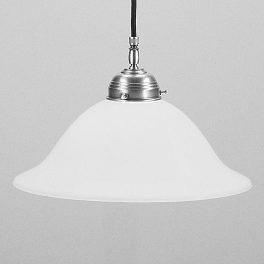 Produktové foto Berliner Messinglamp Závěsné světlo Anja matný nikl