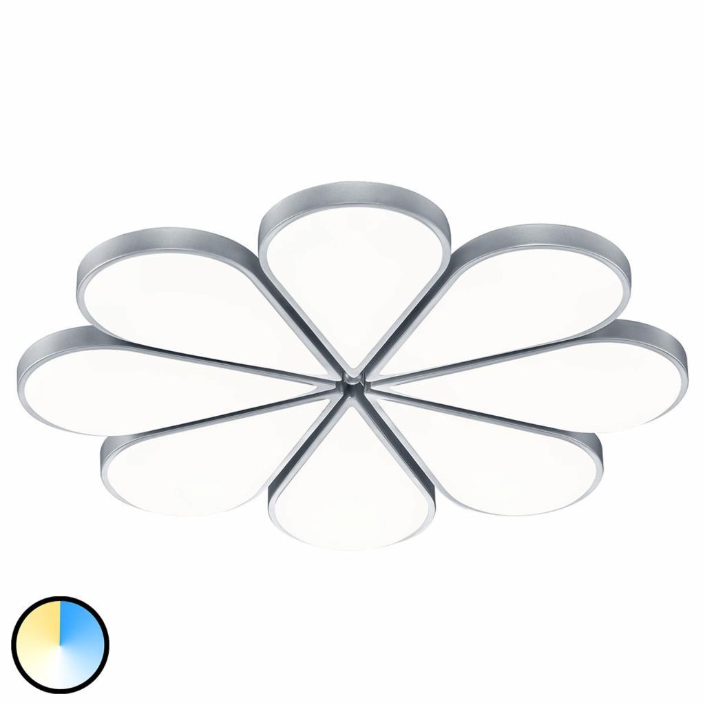 Produktové foto B-Leuchten B-Leuchten Flower LED stropní svítidlo CCT, 81 cm
